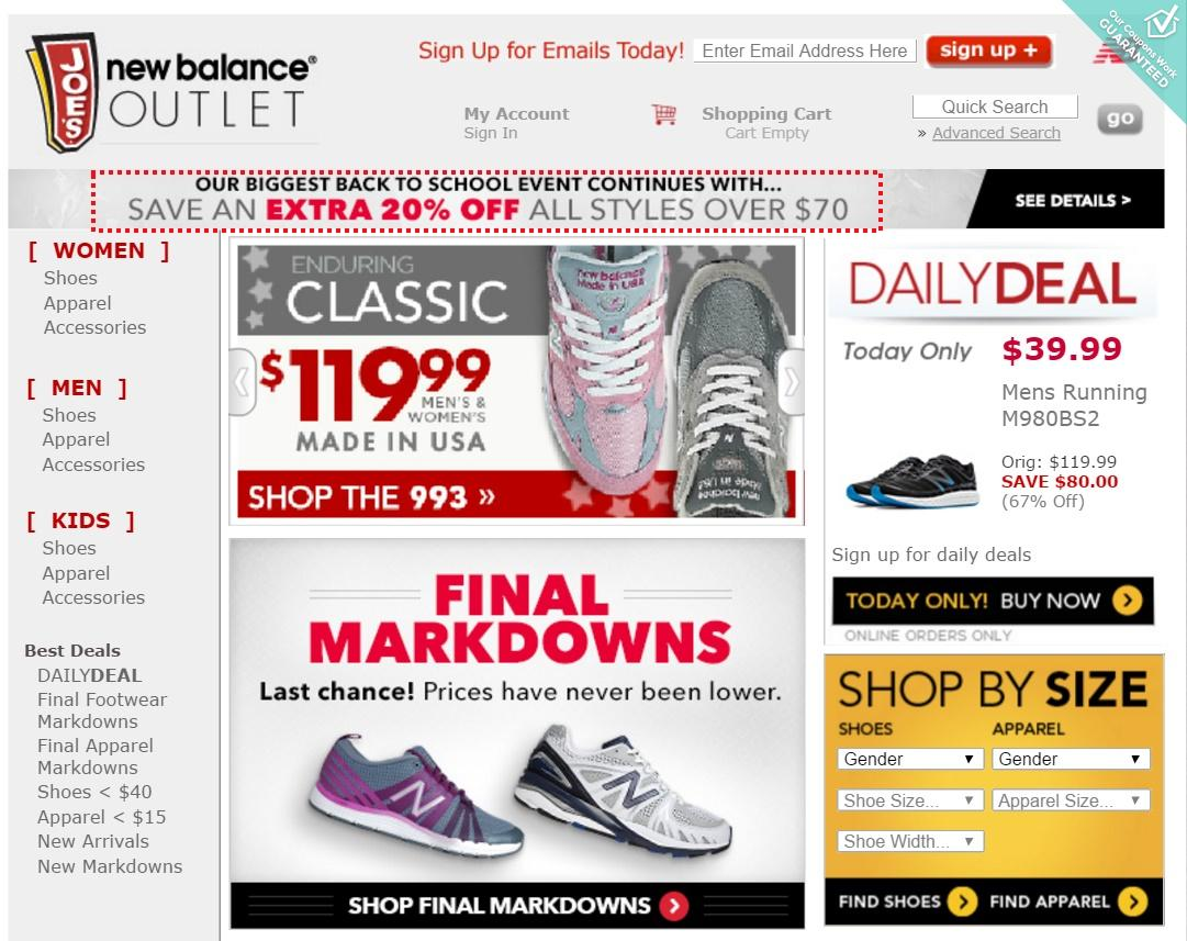 New Balance Coupon & Promo Codes Listed above you'll find some of the best new balance coupons, discounts and promotion codes as ranked by the users of bushlibrary.ml To use a coupon simply click the coupon code then enter the code during the store's checkout process.